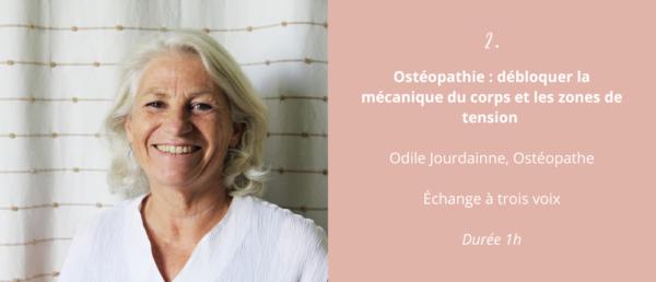 ostéopathie débloquer la mécanique du corps et les zones de tensions